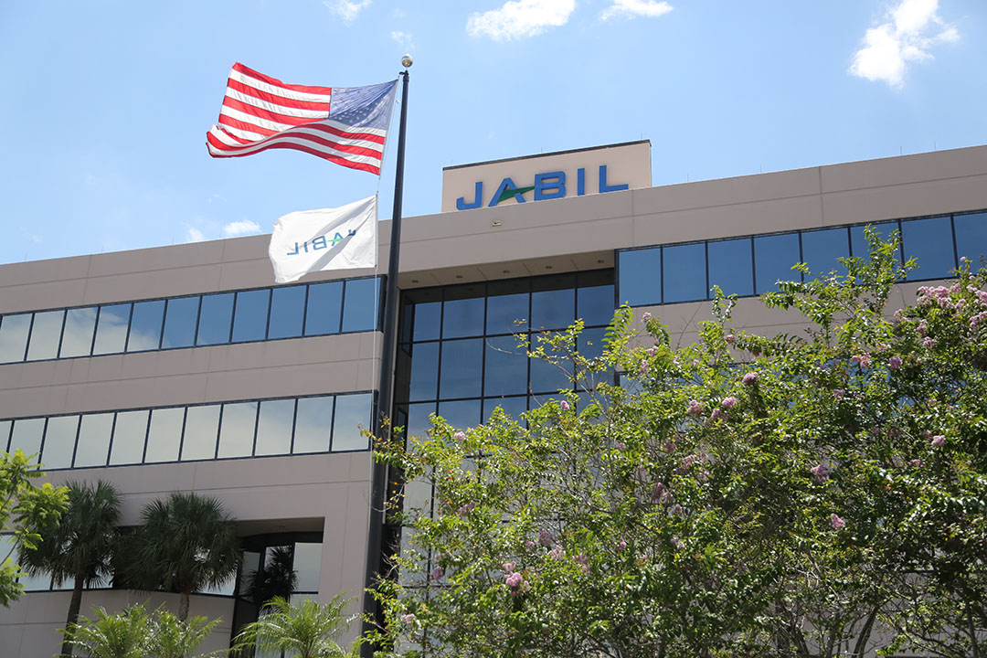 Jabil, based in St. Petersburg, Florida, has a long history of supporting Johns Hopkins All Children's Hospital.