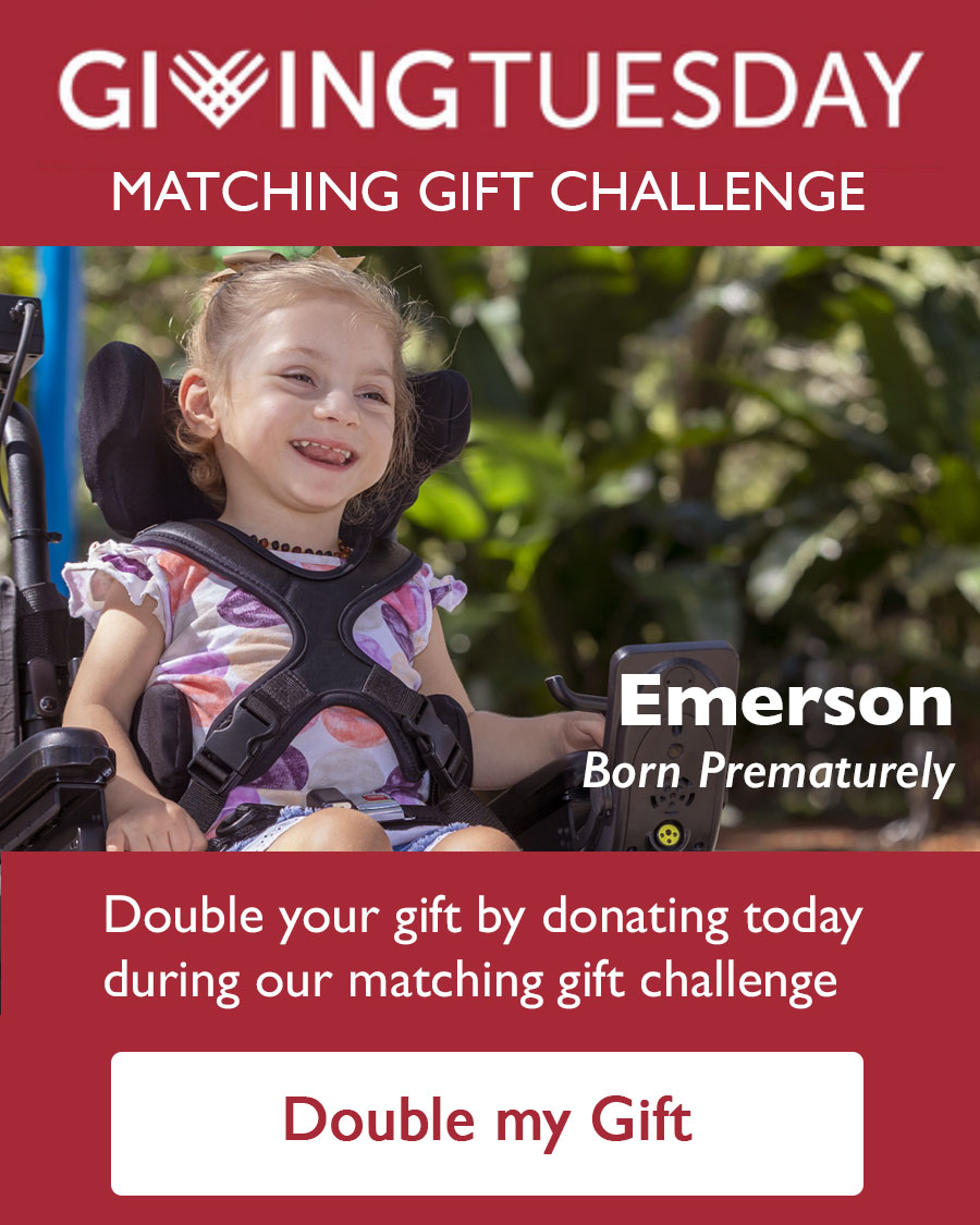 Giving Tuesday Matching Gift Event - Donate today and your gift is doubled