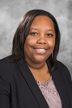 A photo of Sakina Butt, Psy.D., ABPP-CN, pediatric neuropsychologist at Johns Hopkins All Children's