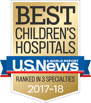Best Children's Hospitals - U.S. News & World Report