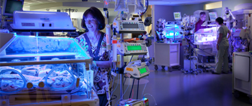 Tour the NICU