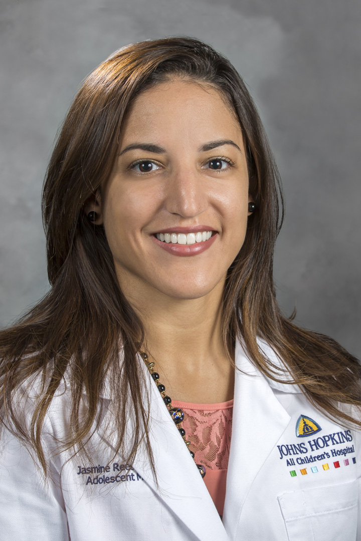 Jasmine Reese, M.D.